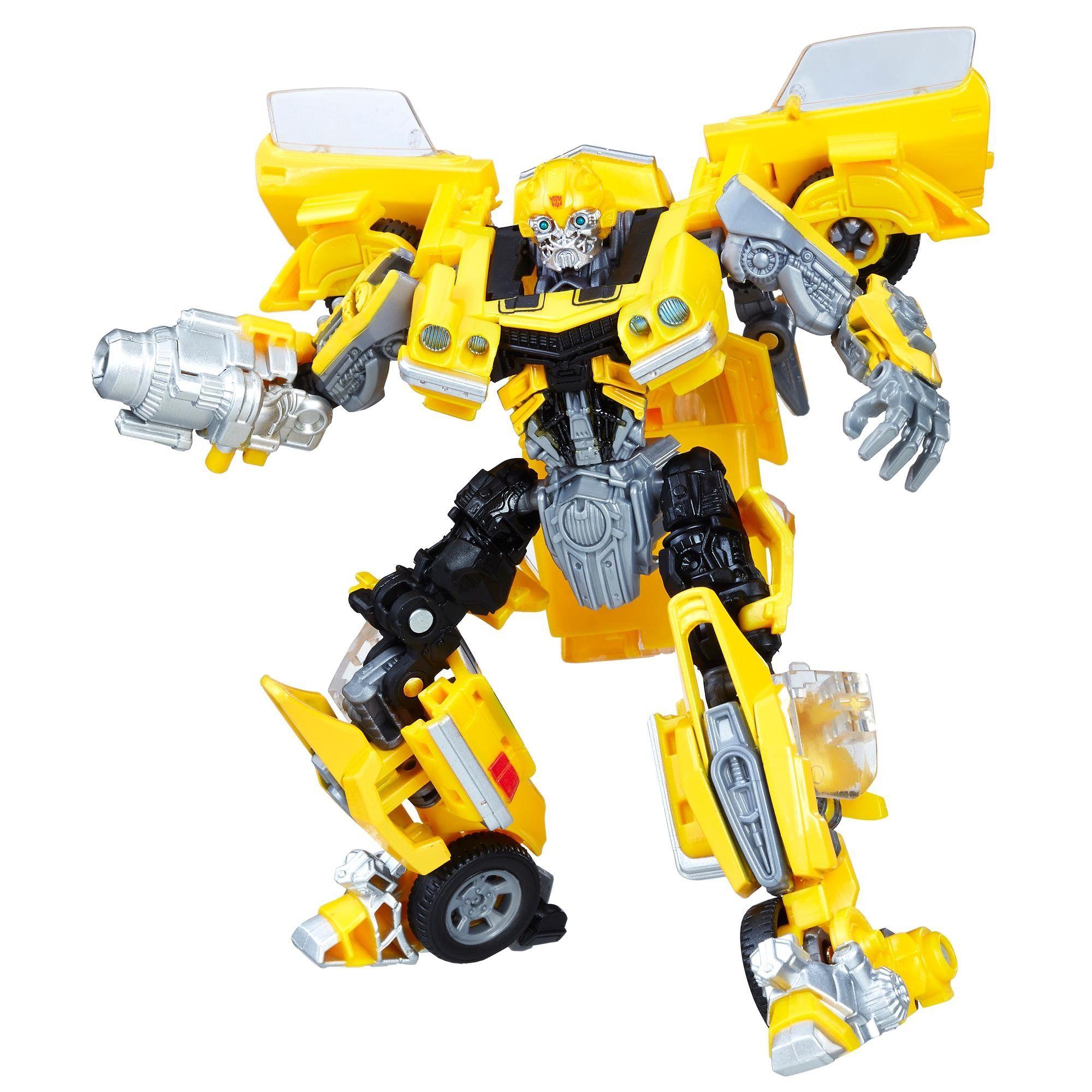 Boneco Bumblebee: Transformers - Hasbro