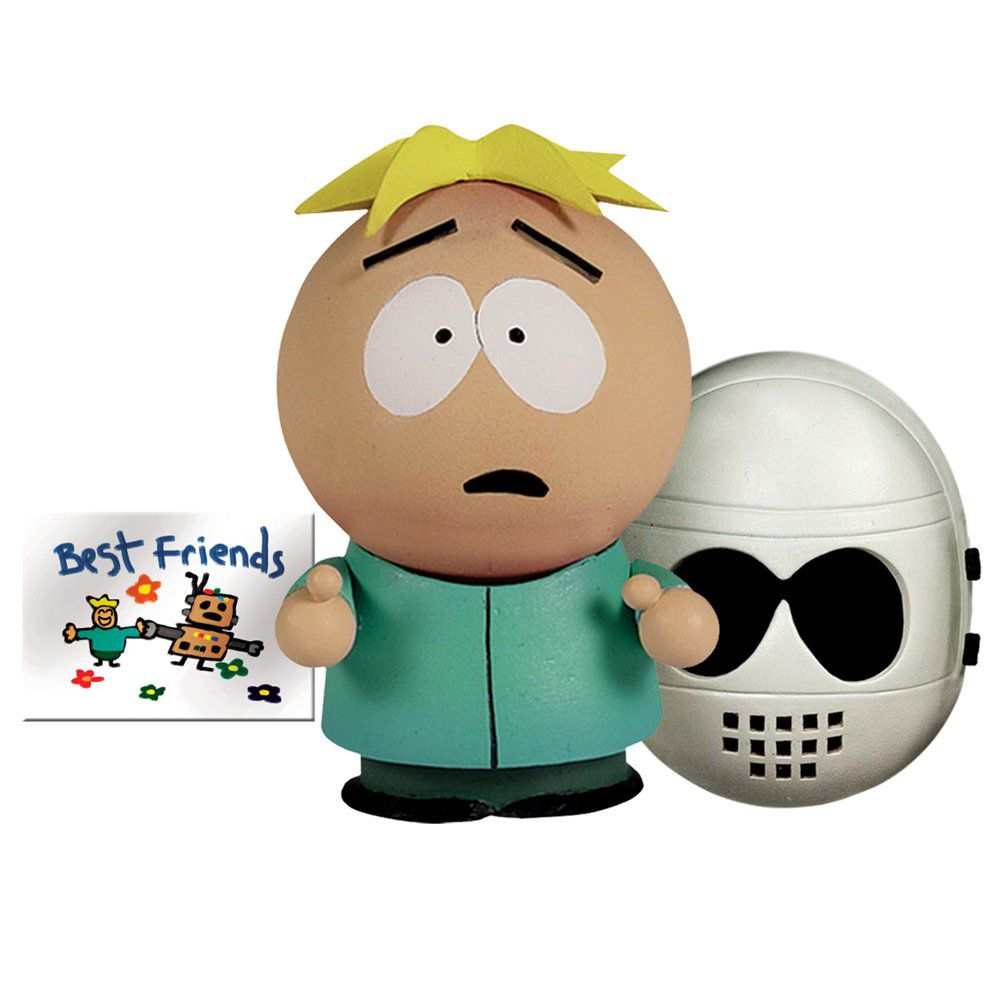 Boneco Butters: South Park - Mezco - CG