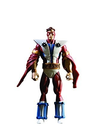 Boneco Caçador (Manhunter): History of the DC Universe Series 1 - DC Direct