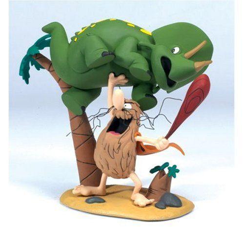 Boneco Capitão Caverna (Captain Caveman): Hanna-Barbera - McFarlane  - CG
