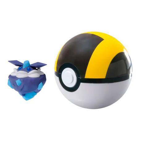 Boneco Carbink Ultra Ball: Pokémon - Sunny