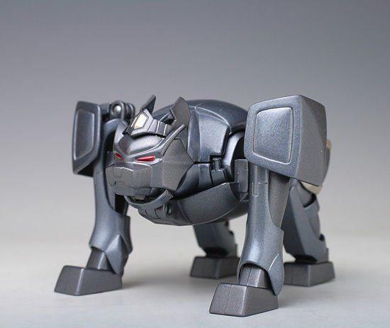 Boneco Cavaleiros do Zodíaco - Cav. de Bronze V1 - Geki de Urso