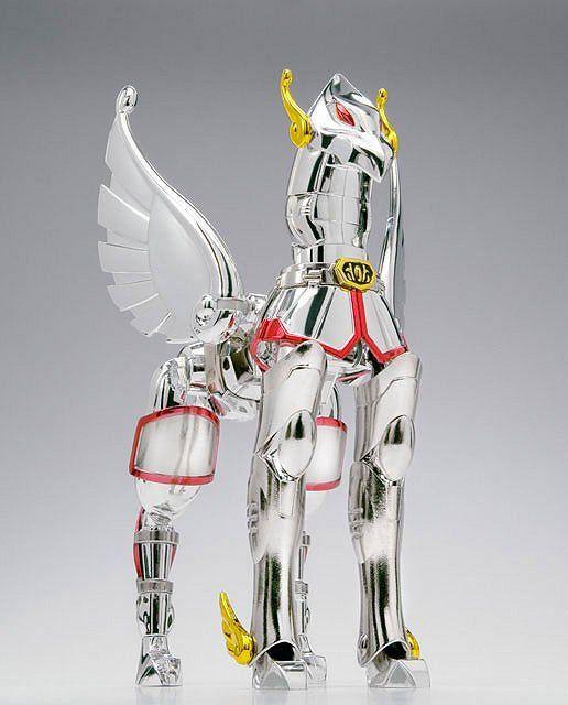 Boneco Cavaleiros do Zodíaco - Cav. de Bronze V1 - Seya de Pegasus