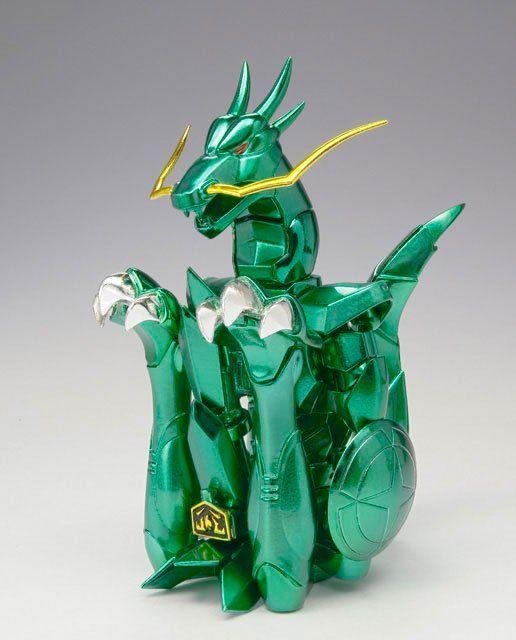 Boneco Cavaleiros do Zodíaco - Cav. de Bronze V1 - Shiryu de Dragão
