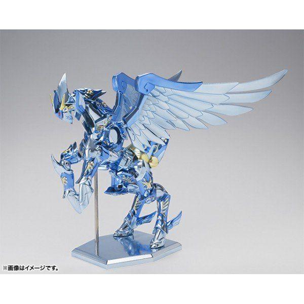 Boneco Cavaleiros do Zodíaco - Cav. de Bronze V4 - Seya de Pegasus