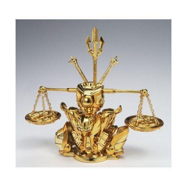 Boneco Cavaleiros do Zodíaco - Cav. de Ouro - Dohko de Libra