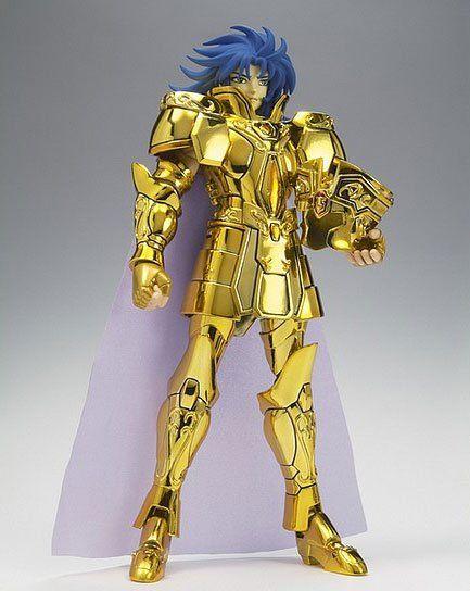Boneco Cavaleiros do Zodíaco - Cav. de Ouro - Saga de Gêmeos