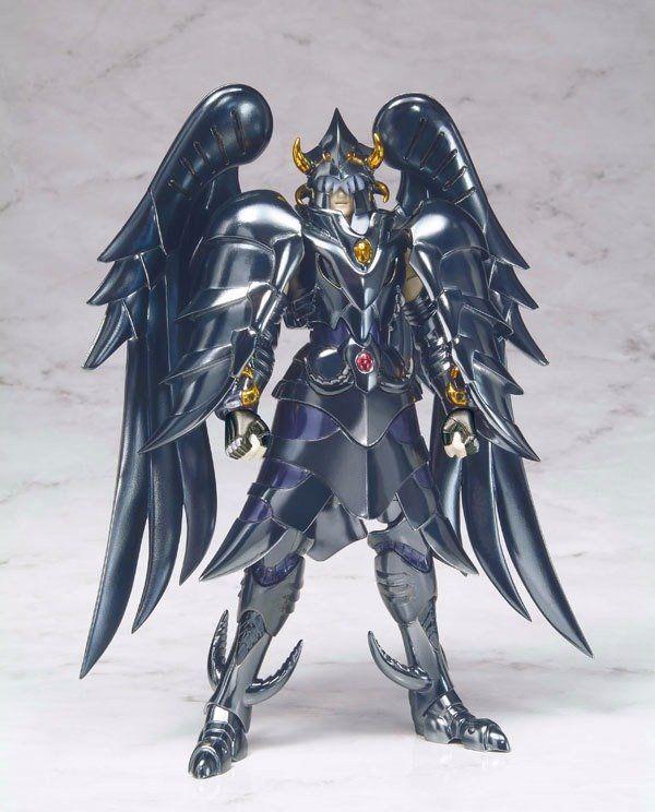 Boneco Cavaleiros do Zodíaco - Espectros de Hades - Minos de Griffon