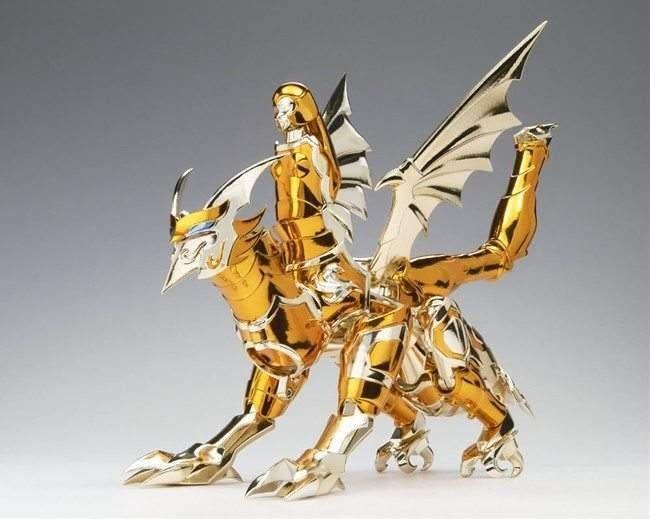 Boneco Cavaleiros do Zodíaco - Gen. Marinas - Io de Scylla