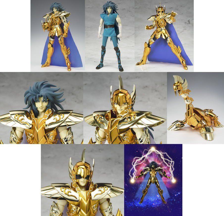 Boneco Cavaleiros do Zodíaco - Gen. Marinas - Kanon de Dragão