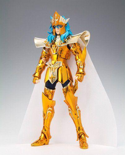 Boneco Cavaleiros do Zodíaco - Gen. Marinas - Poseidon