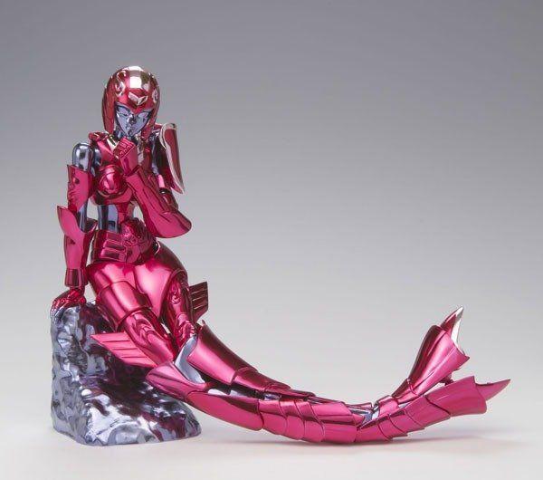 Boneco Cavaleiros do Zodíaco - Gen. Marinas - Thetis de Sereia