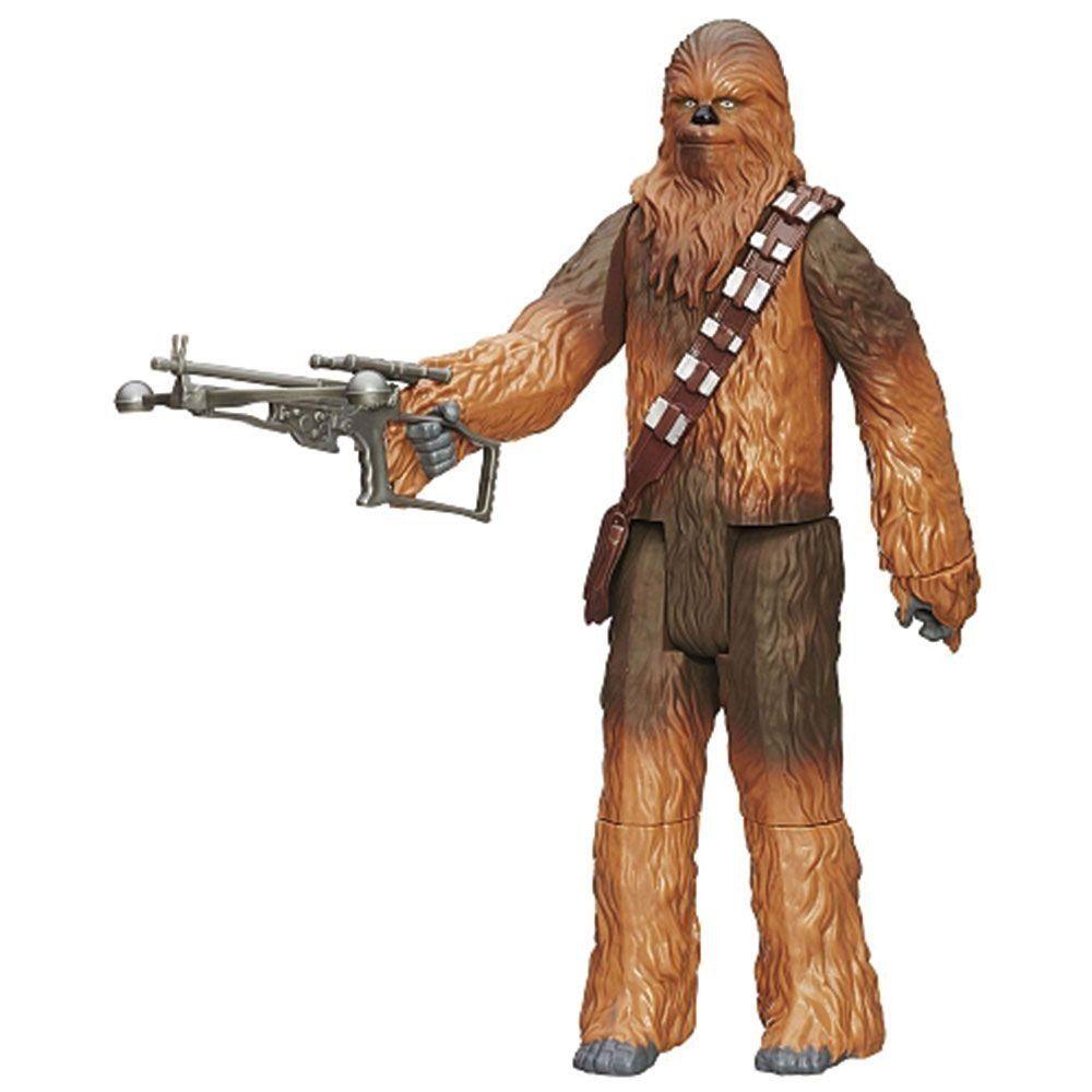 Boneco Chewbacca - The Force Awakens - Hasbro