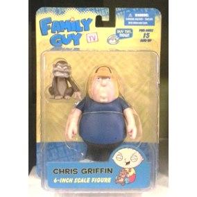 Boneco Chris Griffin: Uma Família da Pesada (Family Guy) - Mezco