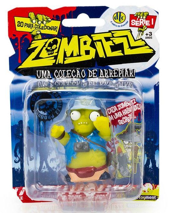 Boneco Chuck Brainguzzler: Zombiezz - DTC