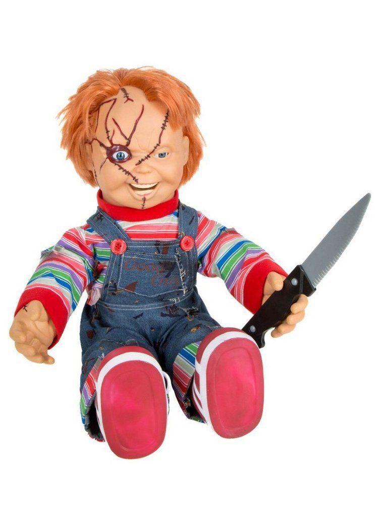 Boneco Chucky: A Noiva de Chucky Talking Animated Chucky Doll