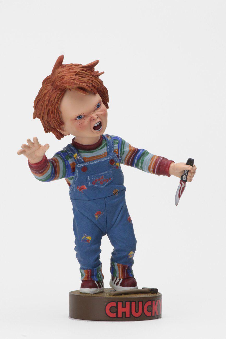 Boneco Chucky: Brinquedo Assassino (Chucky) - Head Knockers