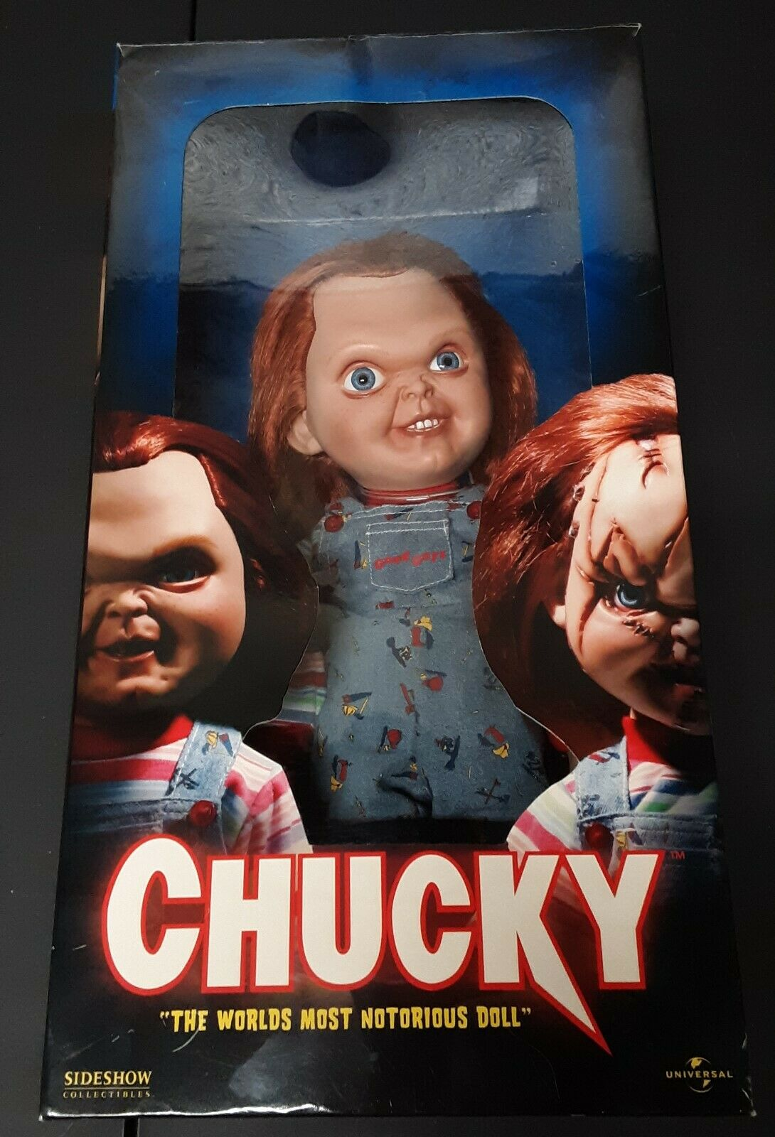 Boneco Chucky: ''The Worlds Most Notorious Doll'' - Sideshow