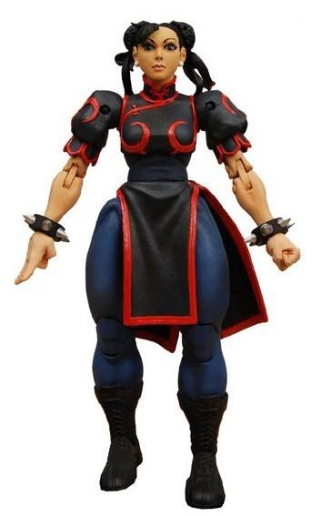 Boneco Chun-Li: Street Fighter IV - NECA