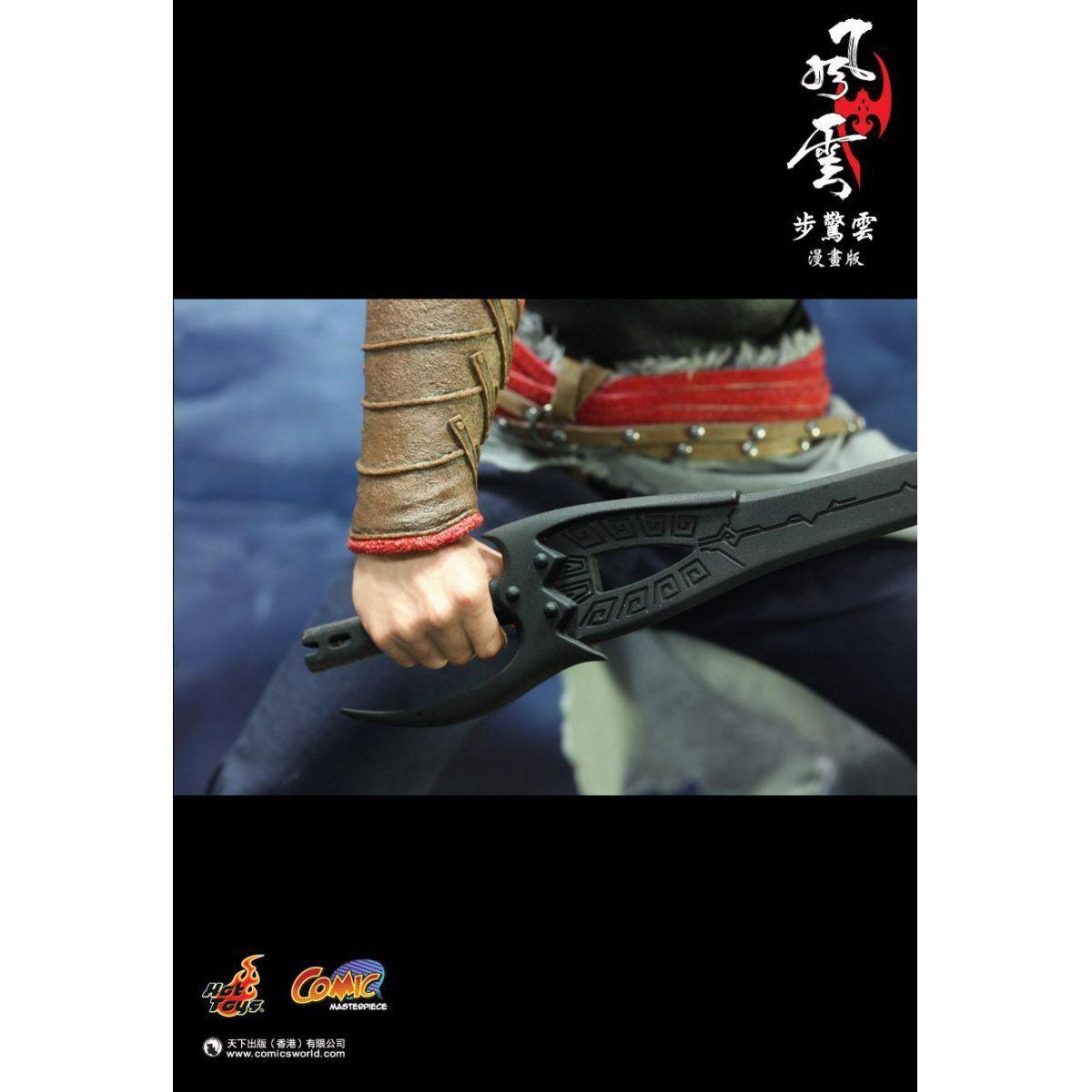 Boneco Cloud: Os Cavaleiros da Tempestade (The Storm Riders) Escala 1/6 - Hot Toys - CD