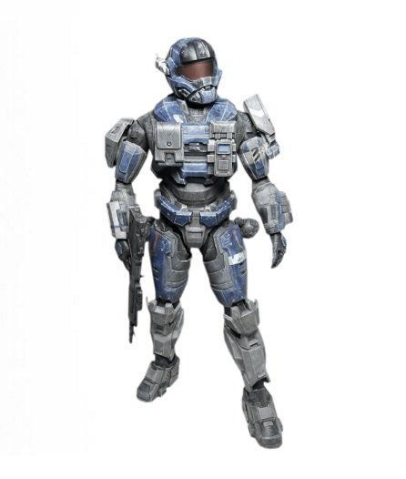 Boneco Commander Carter: Halo Reach Escala 1/6 - ThreeA