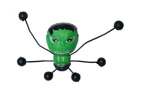 Boneco Creepeez Hulk: Vingadores (Avengers) - Candide