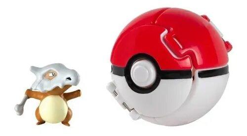 Boneco Cubone Poke Ball Pops: Pokémon - Sunny