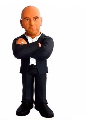Boneco Dana White: UFC Ultimate Collector
