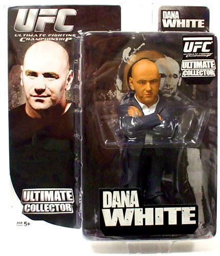 Boneco Dana White: UFC Ultimate Collector