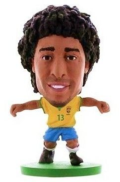 Boneco Dante: Mini Craques Brasil (Copa do Mundo) - DTC