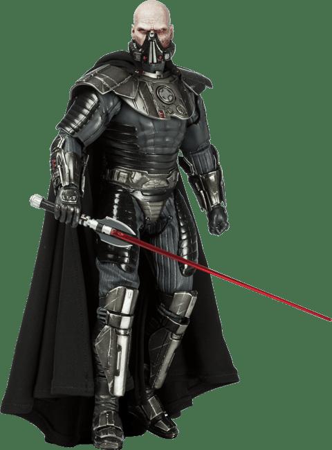 Action Figure Darth Malgus: Star Wars The Old Republic (Escala 1/6) Boneco Colecionável - Sideshow Collectibles