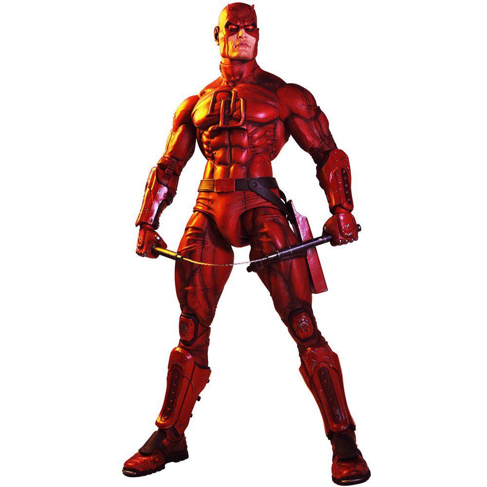 Boneco Demolidor (Daredevil): Marvel 1/4 - NECA