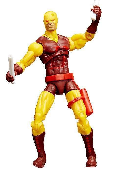 Boneco Demolidor (Daredevil): Marvel Legends (10cm) - Hasbro
