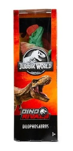 Boneco Dilophosaurus: Jurassic World - Mattel