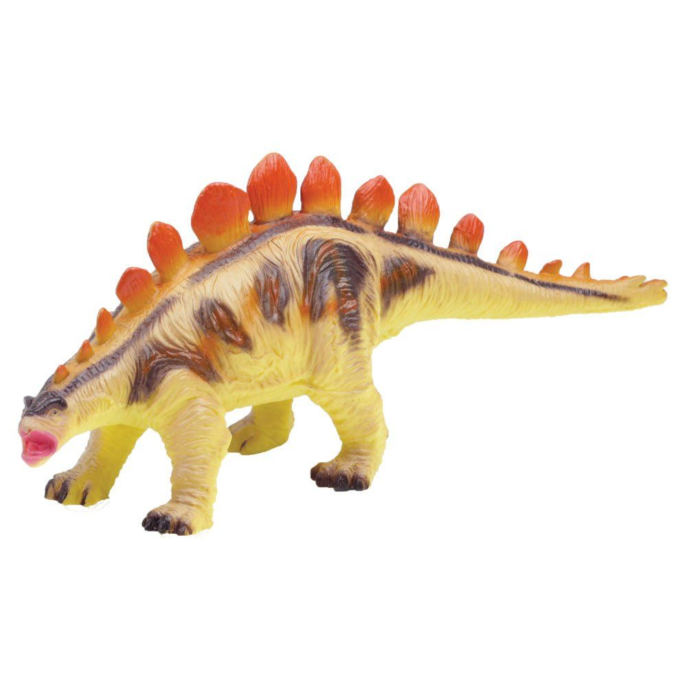 Boneco Dinossauro Estegossauro: Bicho Mundi - DTC