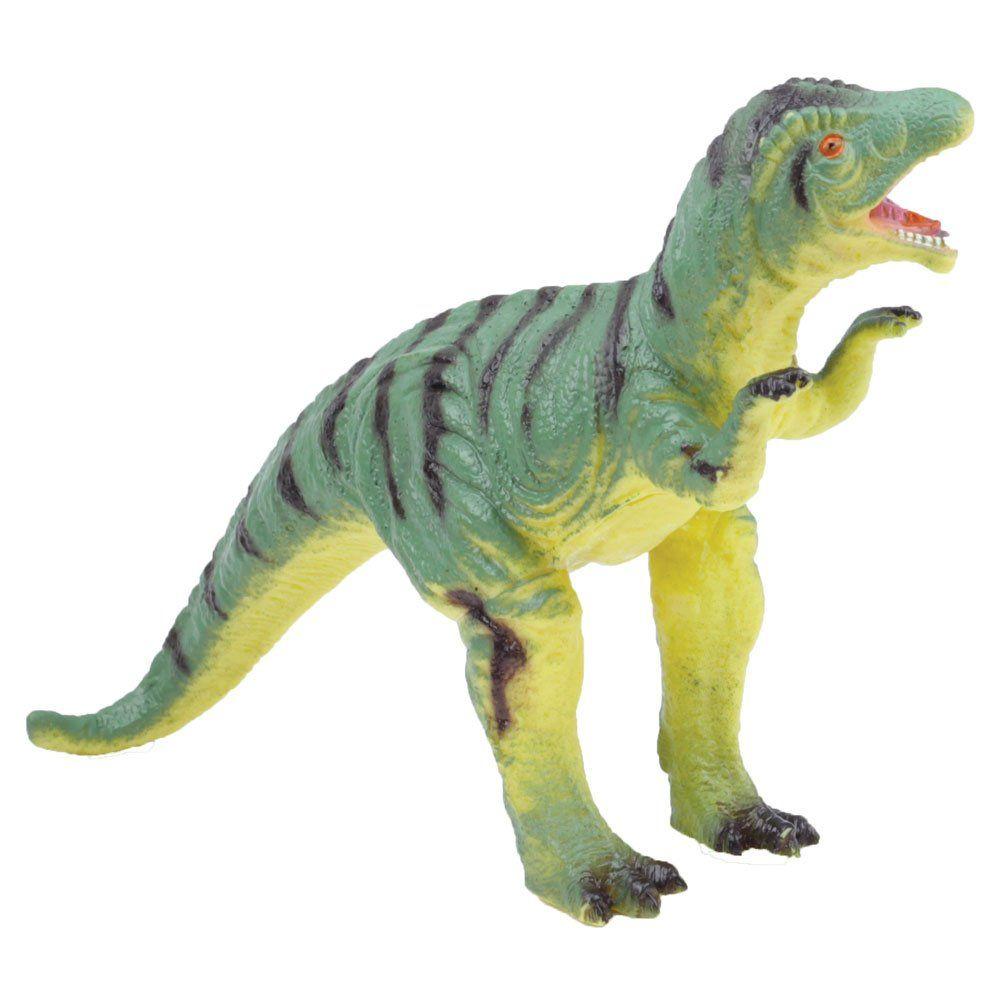 Boneco Dinossauro Tiranossauro Rex: Bicho Mundi - DTC
