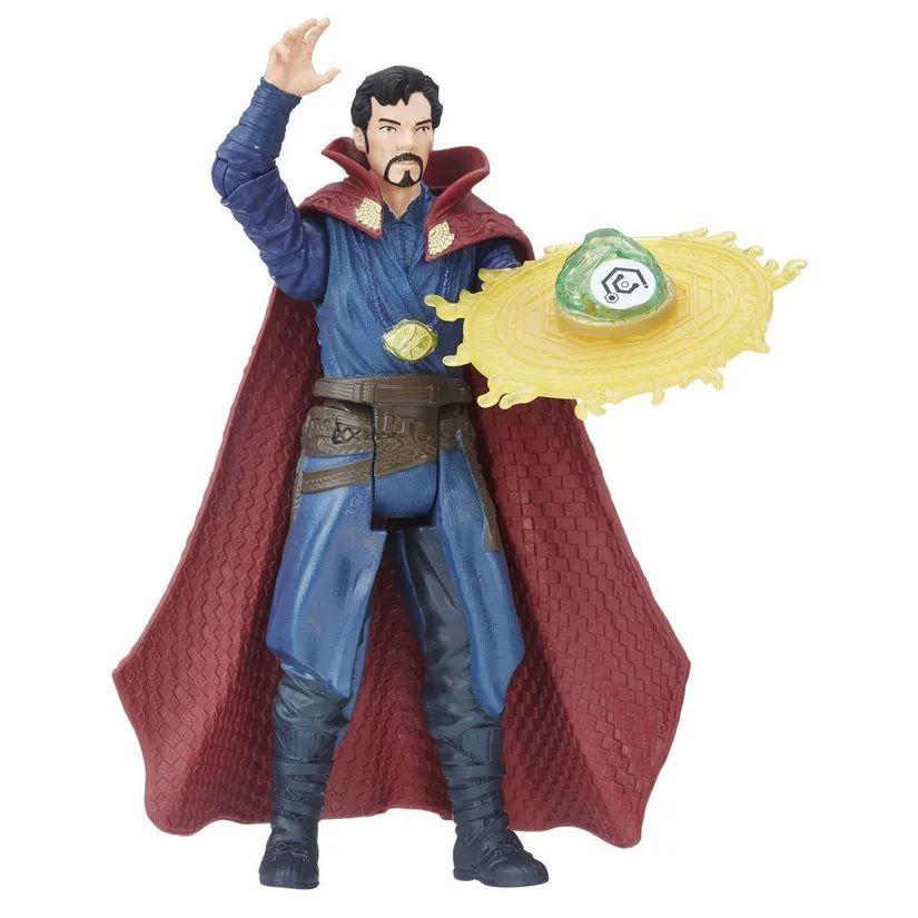 Boneco Doutor Estranho (Doctor Strange): Vingadores Guerra Infinita (Avengers Infinity War) Marvel - Hasbro
