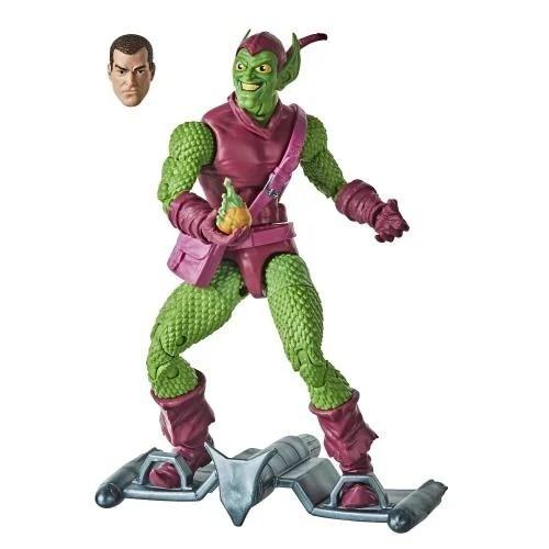 Action Figure Duende Verde (Green Goblin): Homem Aranha (Spider-Man) (Legends Vintage) - Hasbro