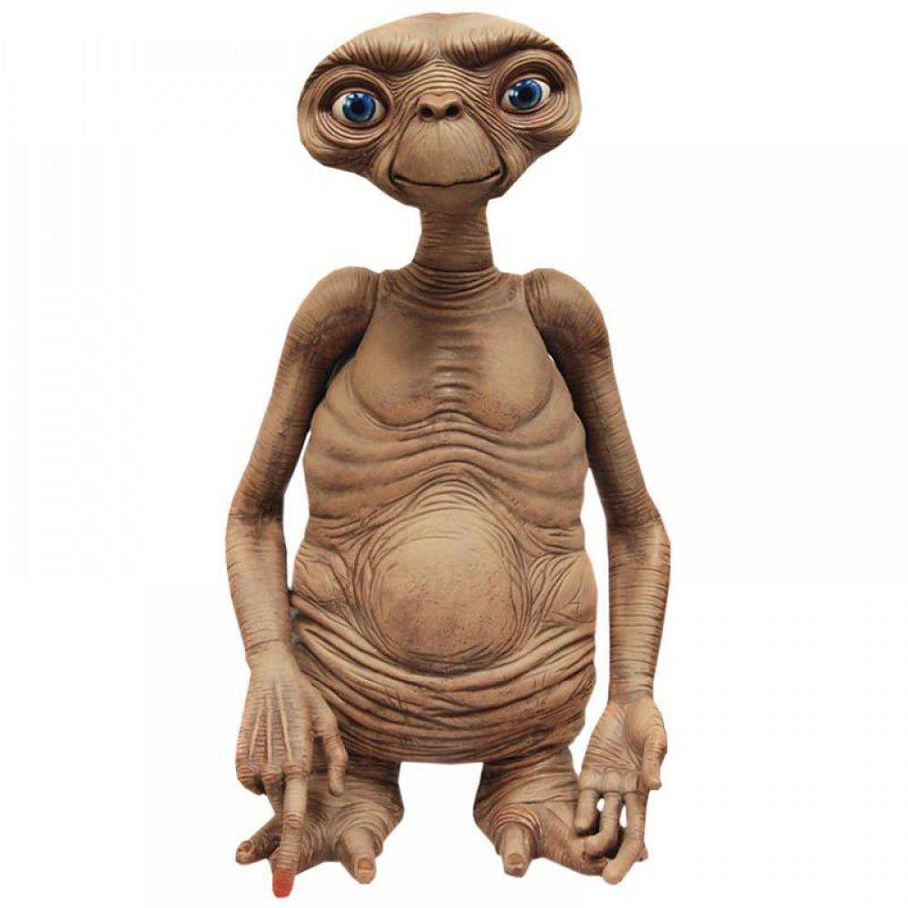 Boneco E.T. O Extraterrestre (E.T. the Extraterrestrial) Stunt Puppet Replica Escala: 1/1 - Neca