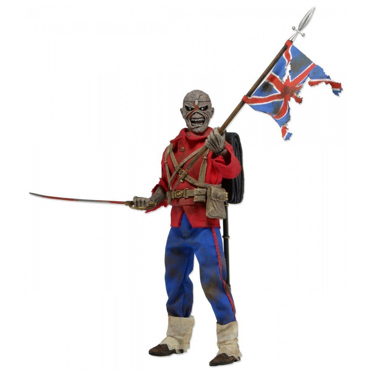 Boneco Eddie The Trooper: Iron Maiden - NECA