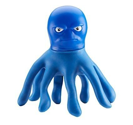 Boneco Elástico Polvo Azul (Stretch Armstrong) - DTC