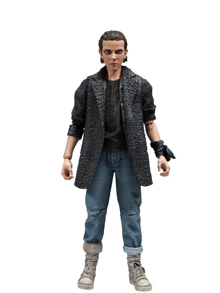 "Action Figure Eleven (Punk): Stranger Things 7"" - Boneco Colecionável - McFarlane"