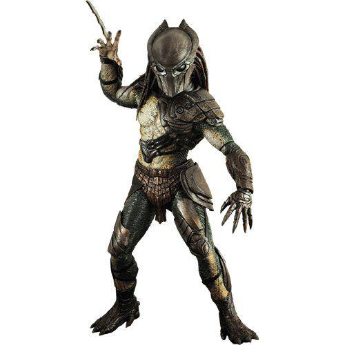 Action Figure Falconer Predator (Predador): Predadores (Predators) Escala 1/6 (MMS137) Boneco Colecionável - Hot Toys - CG