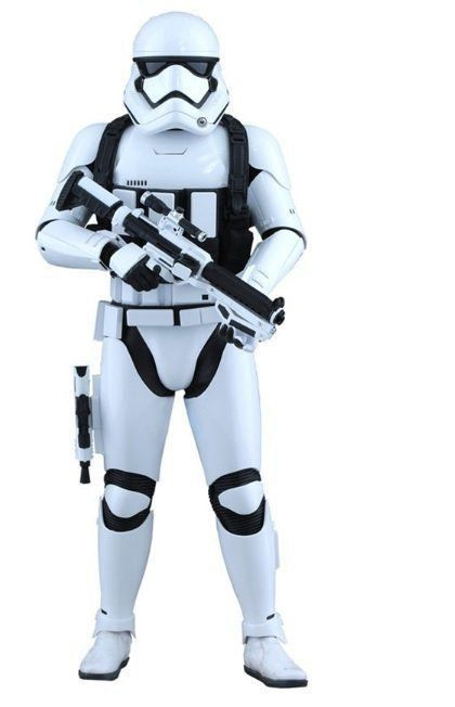 Action Figure First Order Stormtrooper (Jakku Exlusive): Star Wars: O Despertar da Força (The Force Awakens) Escala 1/6 (MMS333) - Hot Toys (Apenas Venda Online)