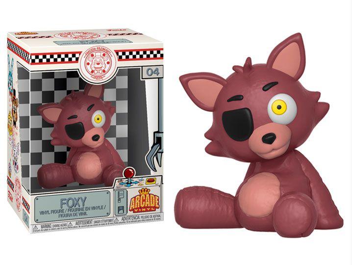 Funko Boneco Foxy the Pirate: Five Nights At Freddy's - Funko