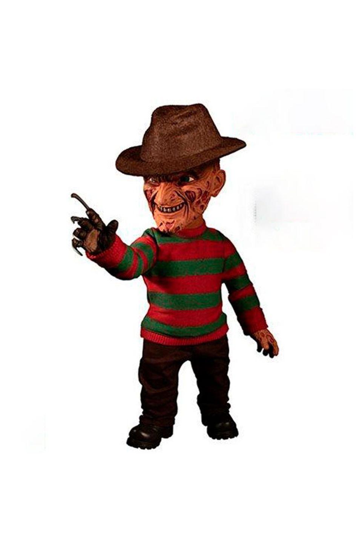 Boneco: Freddy Krueger: A Hora do Pesadelo 3 (A Nightmare on Elm Street 3) Mega Designer - Mezco
