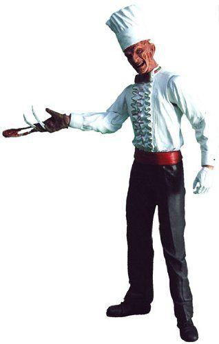 Boneco Freddy Krueger: A Hora do Pesadelo 5 (A Nightmare on Elm Street 5) - Mezco - CG