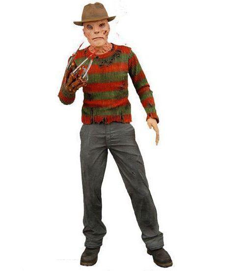 Boneco Freddy Krueger: A Hora do Pesadelo (A Nightmare on Elm Street) - Neca  - CG