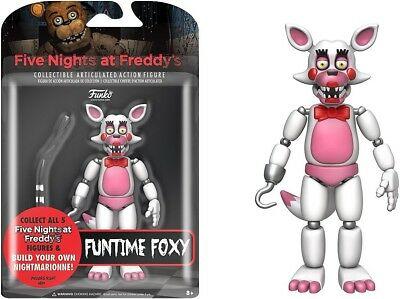 Boneco Funtime Foxy: Five Nights At Freddy's - Funko