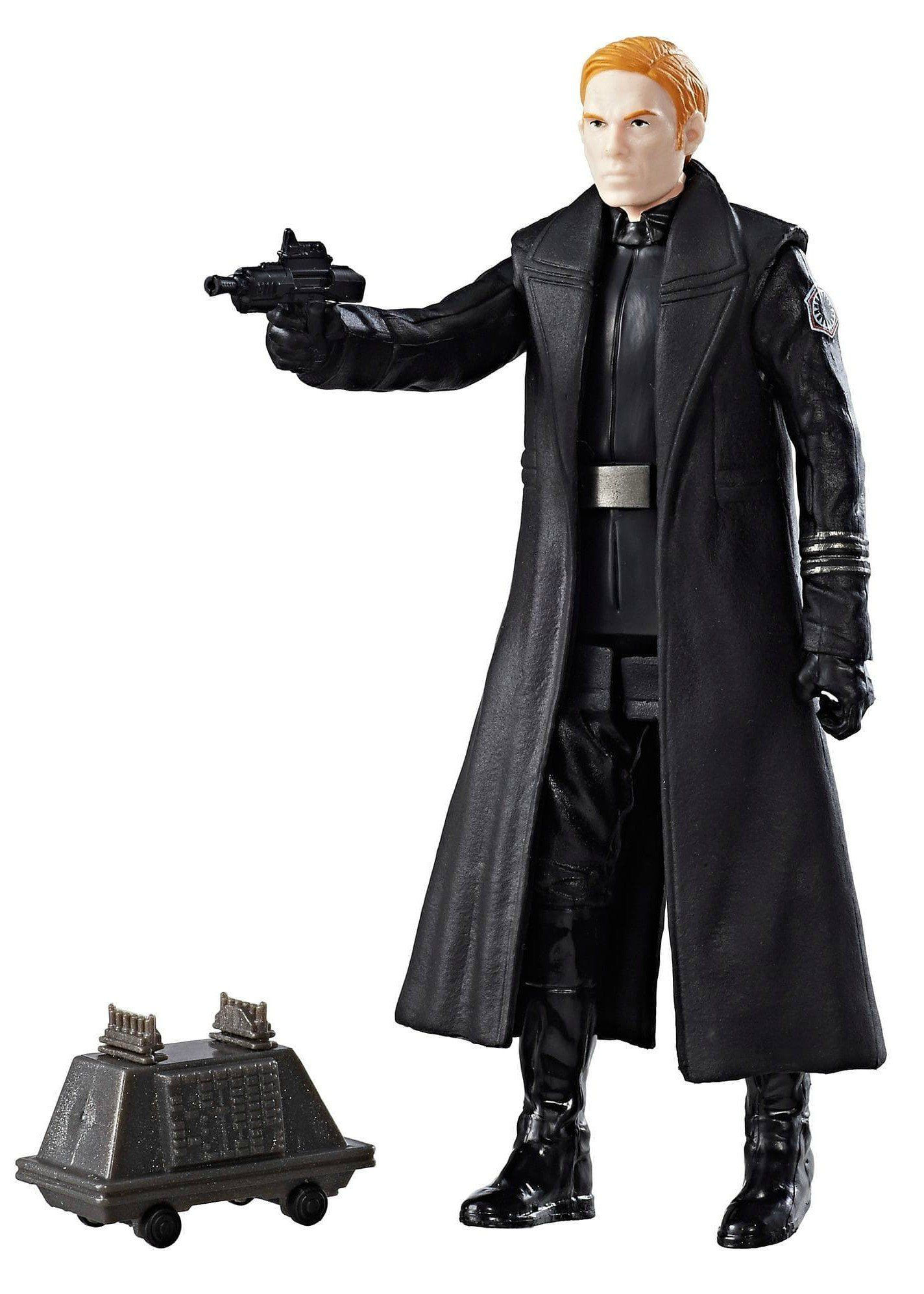 Boneco General Hux (Force Link): Star Wars The Last Jedi (Os Últimos Jedi) - Hasbro